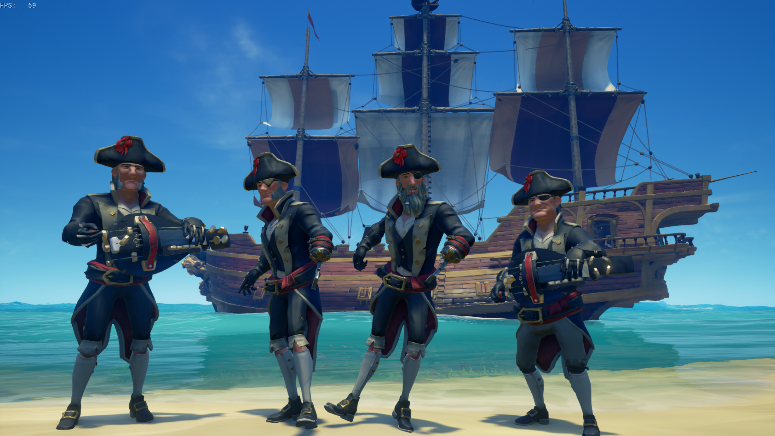Sea of Thieves Radioaktiv Corporation