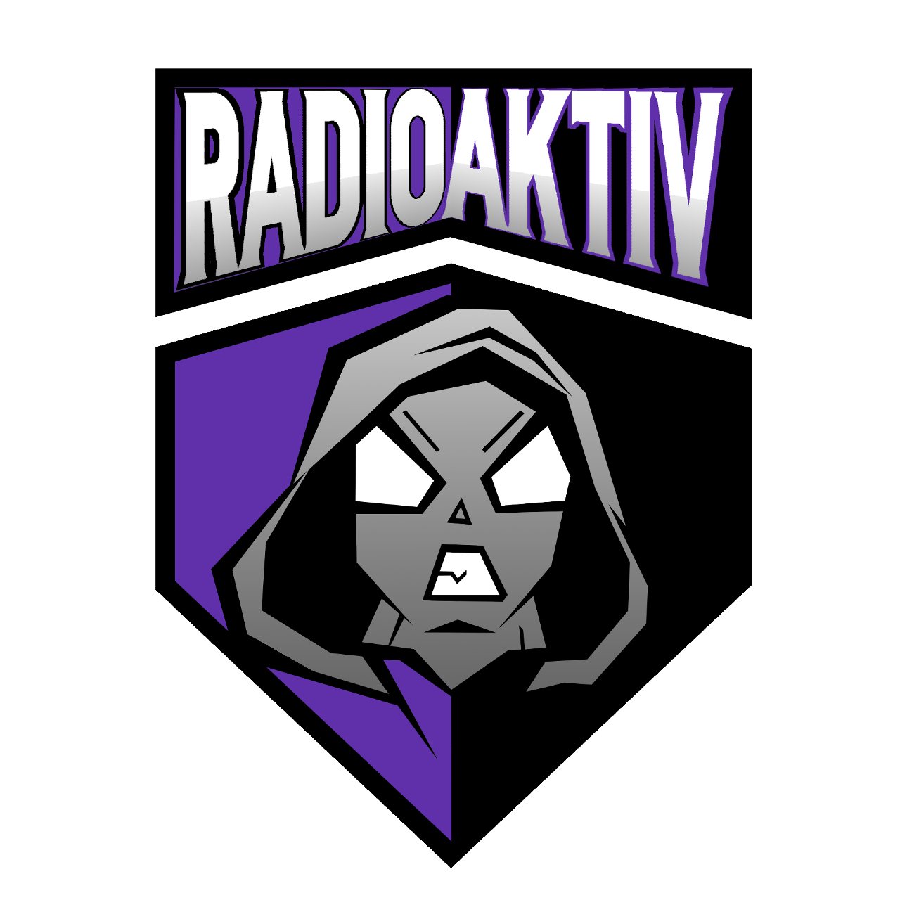 Radioaktiv Logo Ashes of Creation Gilde
