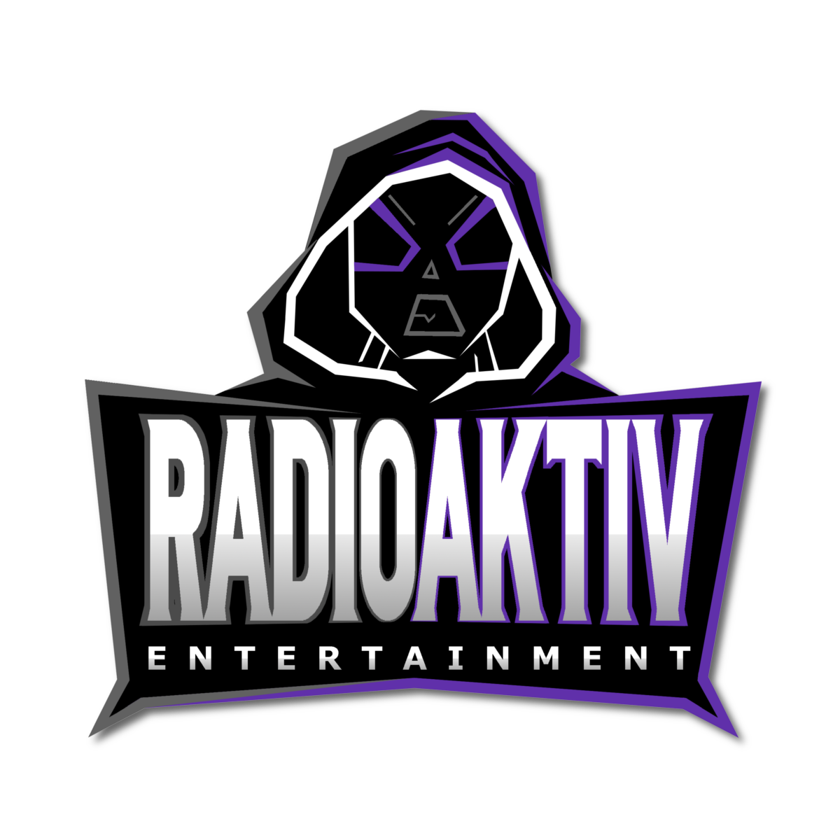 Logo Radioaktiv Entertainment - Deutsche Gaming Community